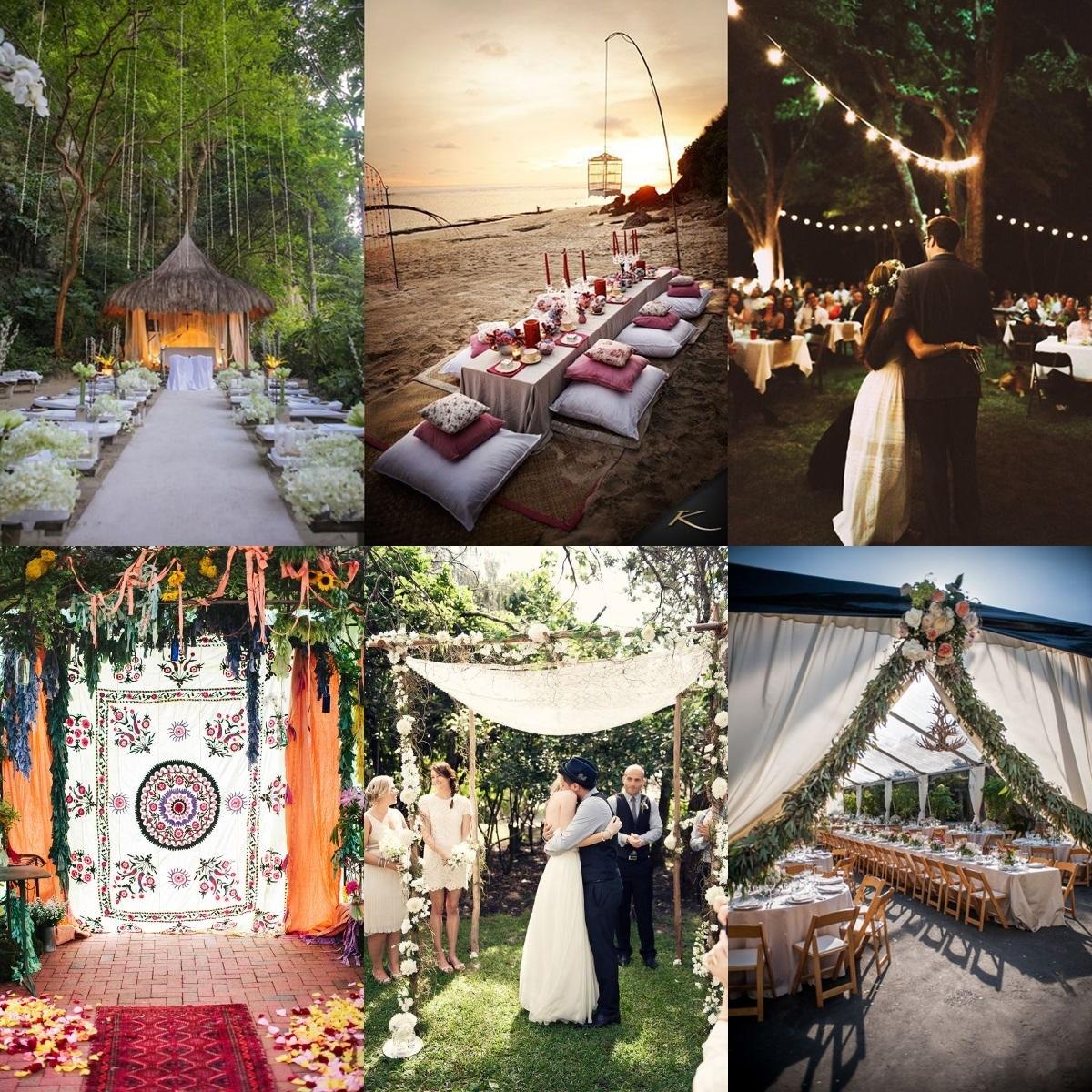 Matrimonio Gipsy Chic : Tendenze matrimonio