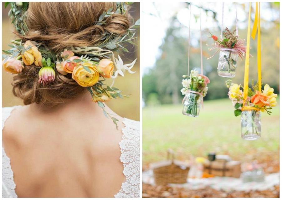 Matrimonio Gipsy Chic : Matrimonio boho o country idee d allestimento eco chic luminal park